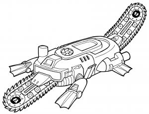 Splatterpus-line